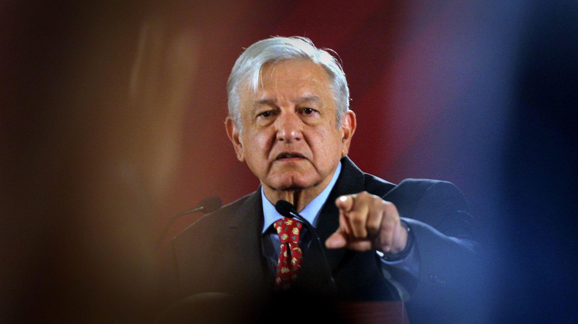 Durante el gobierno de Andrés Manuel López Obrador 77% de los contratos del gobierno con el sector privado han sido a través de adjudicación directa(Foto: EFE)