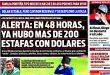 Diario Popular, miércoles 4 de septiembre de 2019