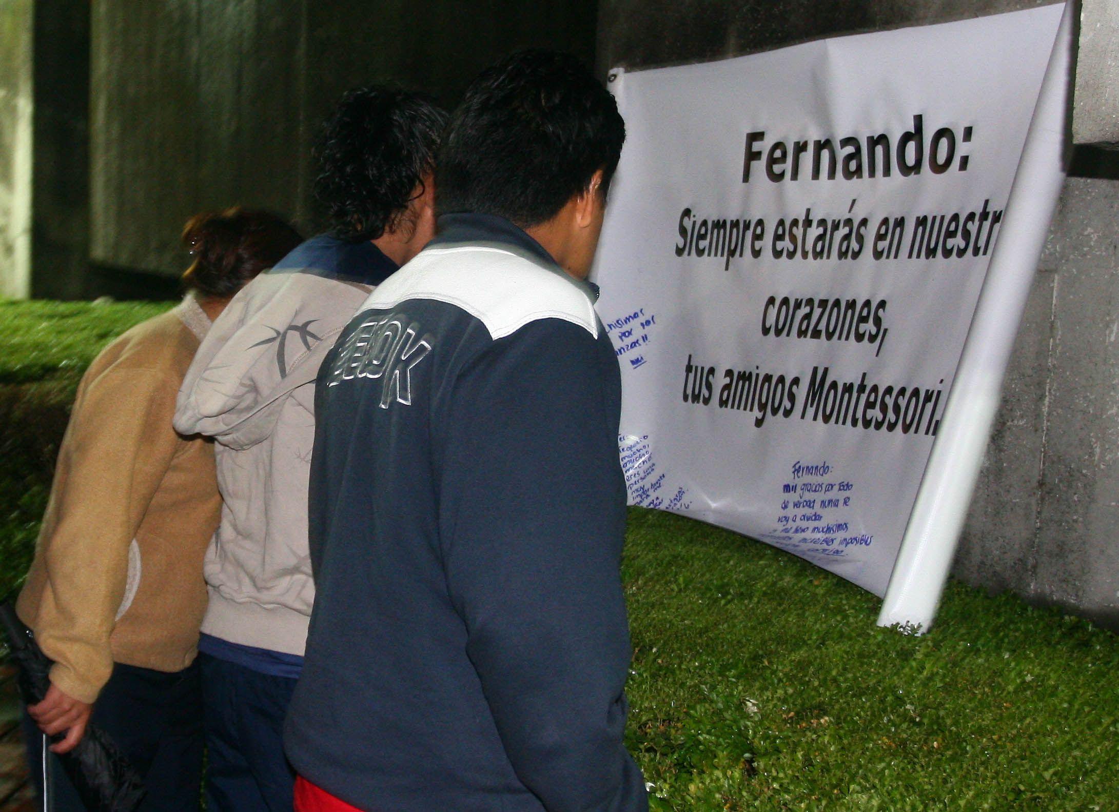 El joven Alejandro Martí fue plagiado el 4 de junio de 2008 cuando se dirigía a la secundaria (Foto: Cuartoscuro)