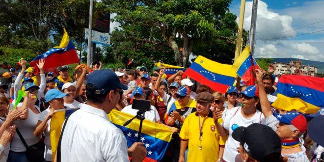Minuto a minuto del #16N: miles de venezolanos se movilizaron contra la dictadura de Nicolás Maduro