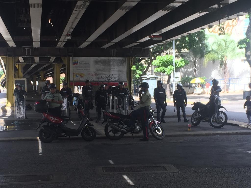 16N Venezuela Avenida Irdaneta - (Maiker Yriarte/Infobae)
