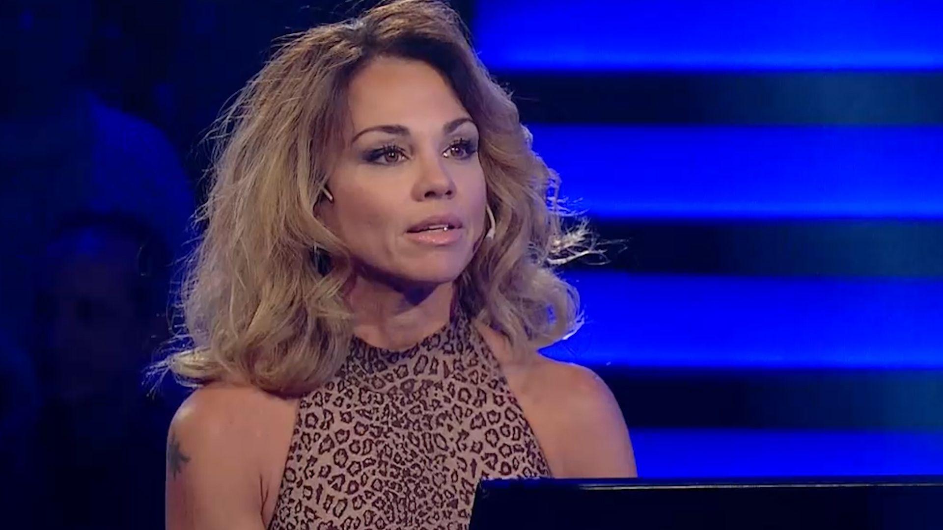 Lorena Paola en Quién Quiere ser millonario
